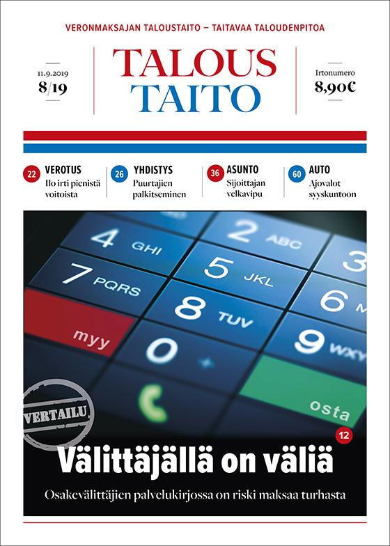 Taloustaito Lehti